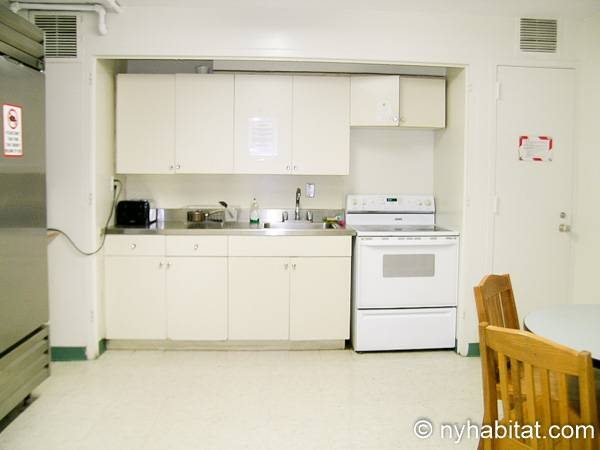 New York T2 appartement colocation - cuisine 2 (NY-8298) photo 2 sur 4