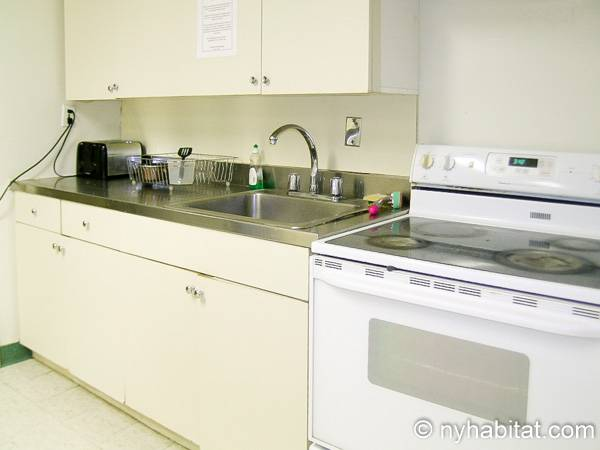New York T2 appartement colocation - cuisine 2 (NY-8298) photo 1 sur 4