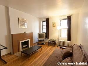 New York Studio T1 logement location appartement - séjour (NY-8404) photo 2 sur 5