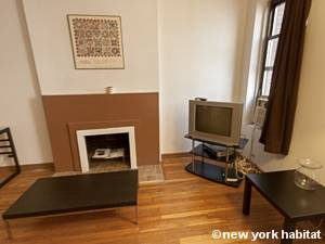 New York Studio T1 logement location appartement - séjour (NY-8404) photo 3 sur 5