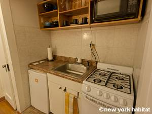 New York Studio T1 logement location appartement - cuisine (NY-8404) photo 3 sur 4