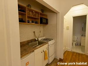 New York Studio T1 logement location appartement - cuisine (NY-8404) photo 1 sur 4