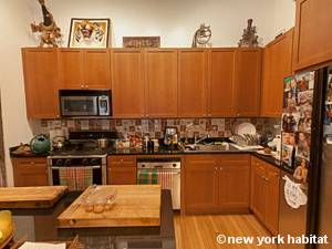 New York T2 - Loft logement location appartement - cuisine (NY-9067) photo 1 sur 4