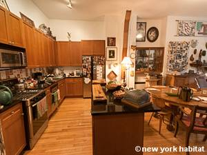 New York T2 - Loft logement location appartement - cuisine (NY-9067) photo 4 sur 4