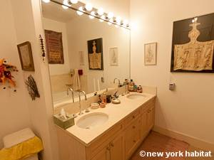 New York T2 - Loft logement location appartement - salle de bain 2 (NY-9067) photo 4 sur 4