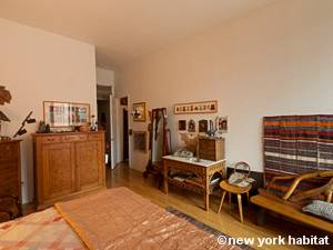 New York T2 - Loft logement location appartement - chambre (NY-9067) photo 4 sur 5