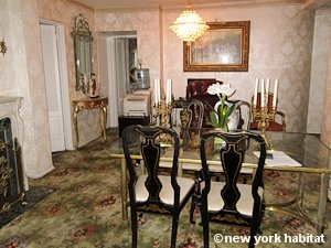 New York 1 Bedroom roommate share apartment - living room (NY-9074) photo 7 of 10