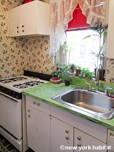 New York 1 Bedroom roommate share apartment - kitchen (NY-9074) photo 1 of 2
