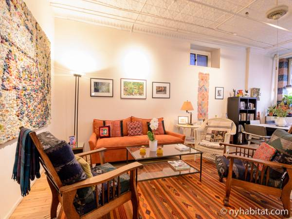 New York Bed And Breakfast 1 Bedroom Loft Apartment