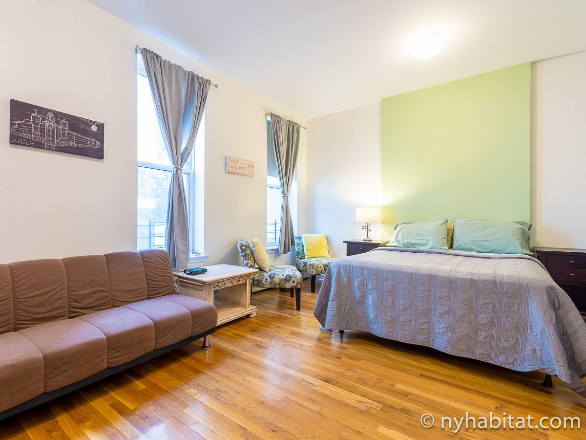 New York - 1 Bedroom apartment - Apartment reference NY-9832