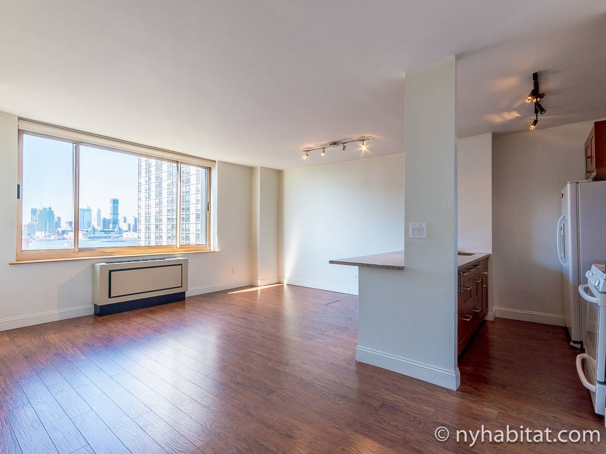 New York - Studio apartment - Apartment reference NY-9990