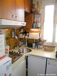 Paris 3 Bedroom - Duplex accommodation bed breakfast - kitchen (PA-400) photo 2 of 4