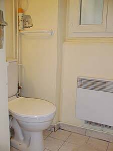 Paris Studio apartment - bathroom (PA-444) photo 4 of 4