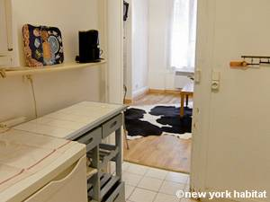 Paris Studio apartment - kitchen (PA-444) photo 3 of 3