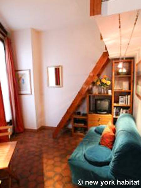 Paris Accommodation Studio Apartment Rental In Latin Quarter Pa