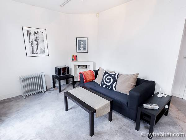 Paris - 1 Bedroom apartment - Apartment reference PA-767