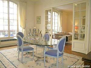 Paris - 3 Bedroom accommodation - Apartment reference PA-791