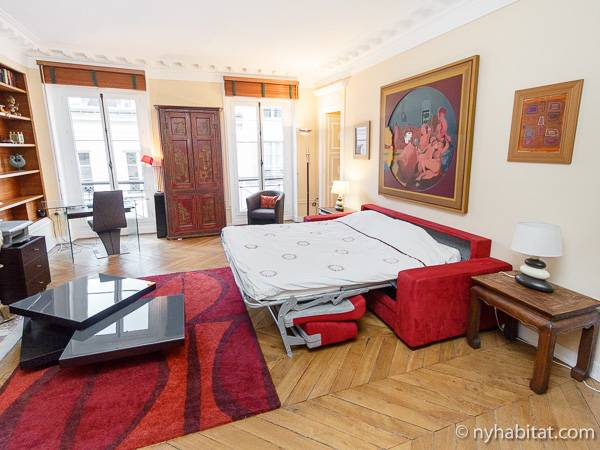 Paris - 3 Bedroom accommodation - Apartment reference PA-809