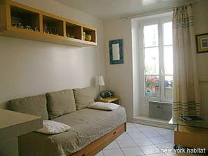 Paris 1 Bedroom accommodation - Apartment reference PA-882