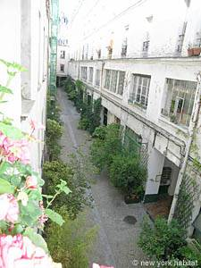 Paris 3 Bedroom - Duplex accommodation - bedroom 2 (PA-927) photo 6 of 6