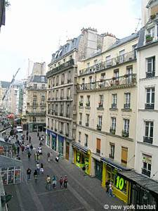 Paris 2 Bedroom accommodation - bedroom 1 (PA-983) photo 7 of 7