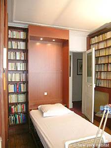 Paris 2 Bedroom accommodation - bedroom 2 (PA-983) photo 5 of 6