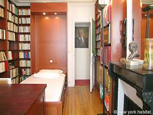 Paris 2 Bedroom accommodation - bedroom 2 (PA-983) photo 3 of 6
