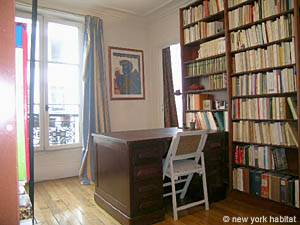 Paris 2 Bedroom accommodation - bedroom 2 (PA-983) photo 2 of 6