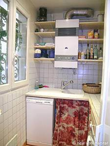 Paris 2 Bedroom accommodation - kitchen (PA-983) photo 1 of 3