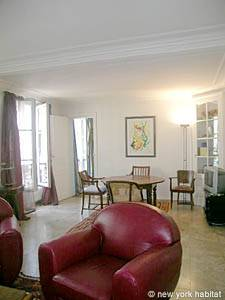 Paris 2 Bedroom accommodation - living room (PA-983) photo 4 of 7