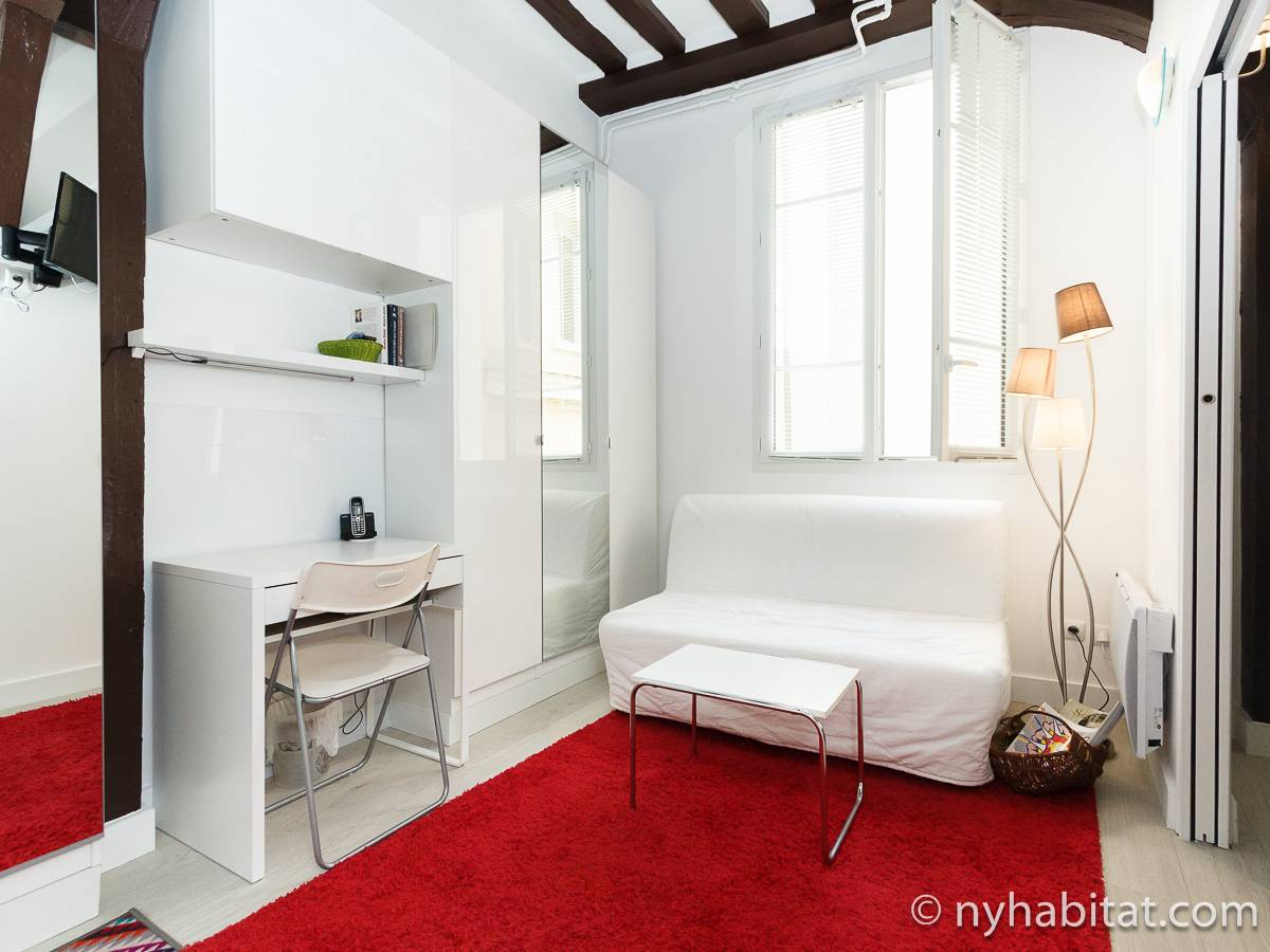 Paris - 1 Bedroom apartment - Apartment reference PA-999