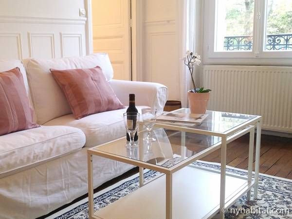 Paris - 1 Bedroom accommodation - Apartment reference PA-1112