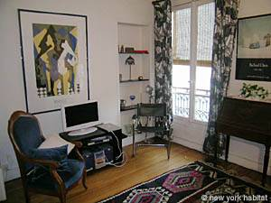 Paris - 1 Bedroom apartment - Apartment reference PA-1128