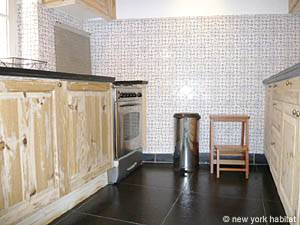 Paris 2 Bedroom - Duplex accommodation - kitchen (PA-1274) photo 2 of 4