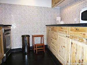 Paris 2 Bedroom - Duplex accommodation - kitchen (PA-1274) photo 4 of 4