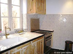 Paris 2 Bedroom - Duplex accommodation - kitchen (PA-1274) photo 1 of 4