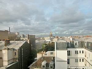 Paris Studio T1 appartement location vacances - séjour (PA-1399) photo 11 sur 11