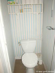 Paris Studio T1 appartement location vacances - salle de bain 2 (PA-1399) photo 1 sur 1