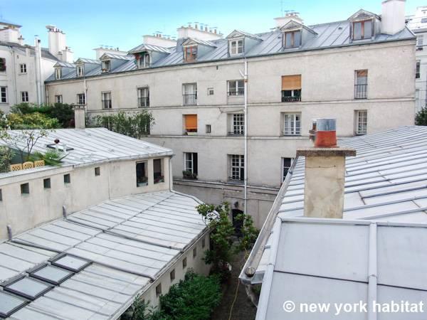Paris Accommodation 3 Bedroom Loft Apartment Rental In Le Marais PA 1516