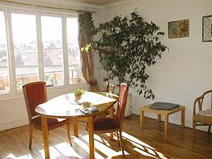 Paris - 2 Bedroom accommodation - Apartment reference PA-1531