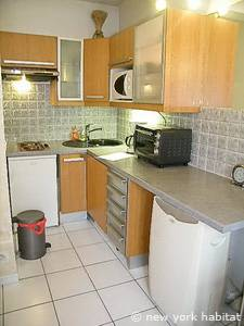 Paris 1 Bedroom accommodation - kitchen (PA-1741) photo 1 of 4