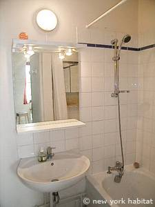 Paris 1 Bedroom accommodation - bathroom (PA-1741) photo 1 of 3