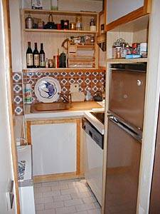 Paris 1 Bedroom - Duplex accommodation - kitchen (PA-1753) photo 1 of 3