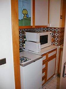 Paris 1 Bedroom - Duplex accommodation - kitchen (PA-1753) photo 2 of 3