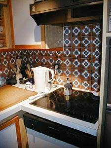 Paris 1 Bedroom - Duplex accommodation - kitchen (PA-1753) photo 3 of 3