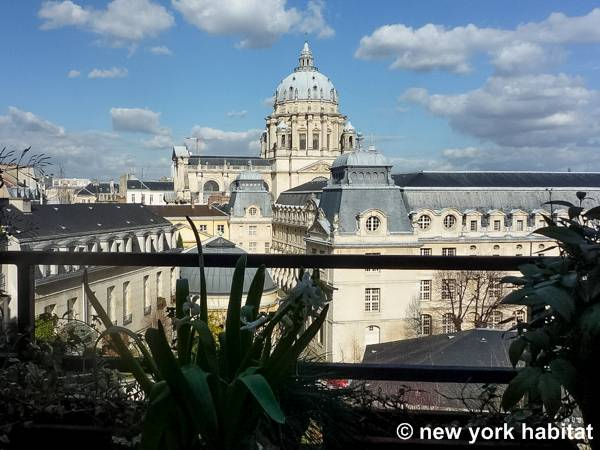 Paris 1 Bedroom - Duplex accommodation - Apartment reference PA-1753