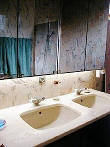 Paris 1 Bedroom - Duplex accommodation - bathroom 1 (PA-1753) photo 1 of 3