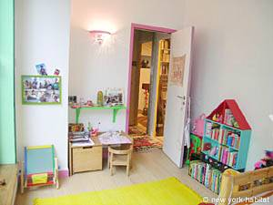 Paris 1 Bedroom - Duplex accommodation - bedroom (PA-1753) photo 5 of 10
