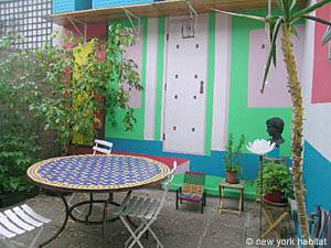Paris 1 Bedroom - Duplex accommodation - bedroom (PA-1753) photo 8 of 10