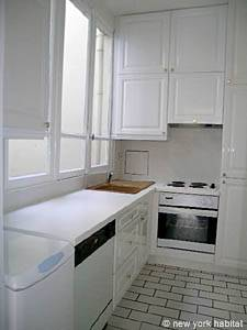 Paris 2 Bedroom apartment - kitchen (PA-1759) photo 1 of 4